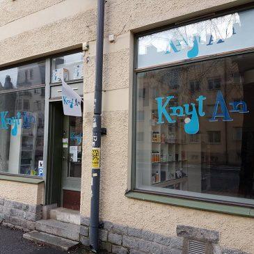 Fönsterdekor till KnytAn
