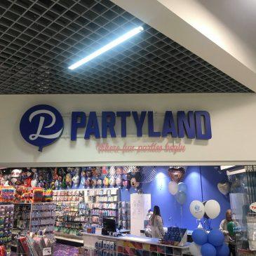 Partyland Ålborg