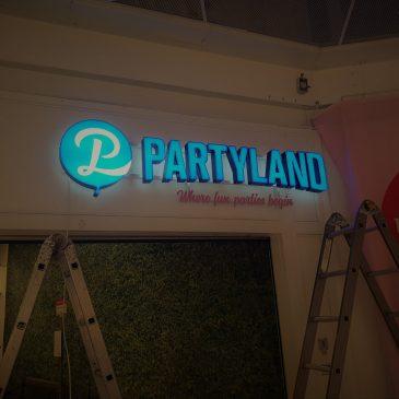 Partyland Uppsala Gränby