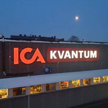 ICA Kvantum Oxelösund