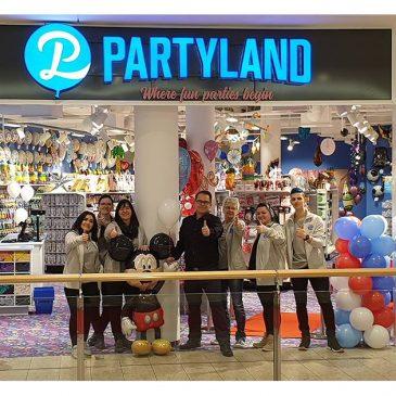 Partyland EastGate i Berlin