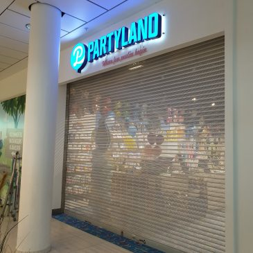 Partyland Nacka